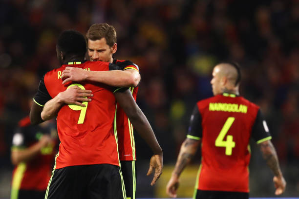Belgium's Golden boys