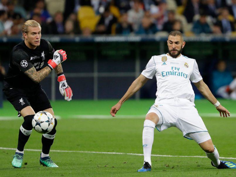 'Gareth Bale's out Madrid in Kiev'