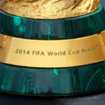Base of FIFA World Cup trophy