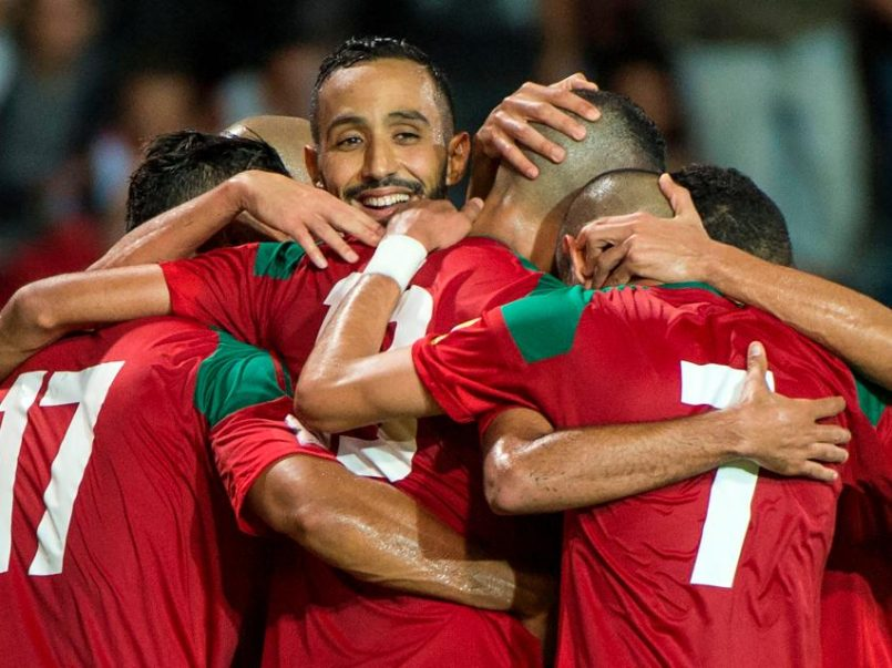Morocco- African challenge in Russia