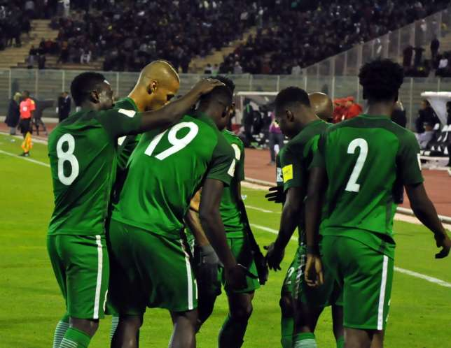 Nigeria- African challenge in Russia
