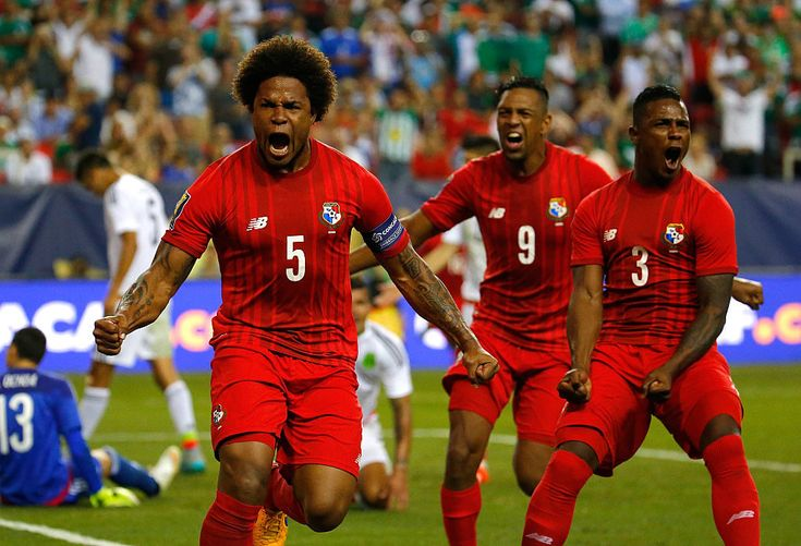 Panama from the CONCACAF