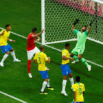 A slip-up in the next game can see both the teams the exit door. Now let's see the hits and misses from the Brazil versus Switzerland match