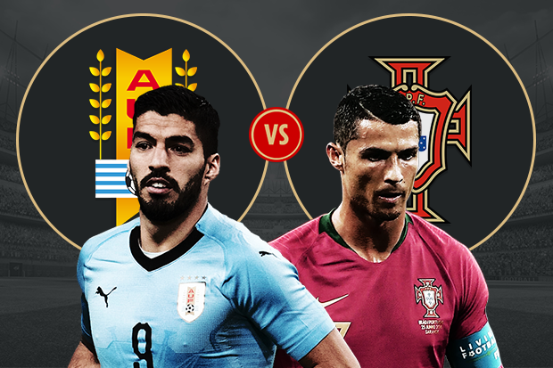 Preview of Uruguay vs Portugal's round of 16 match