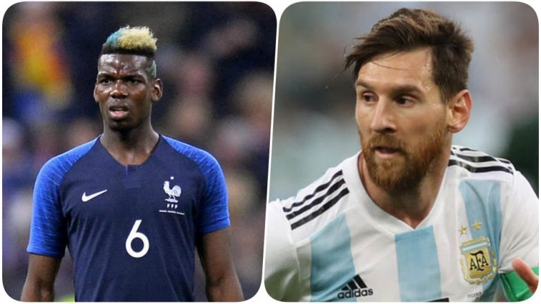 Preview-France vs Argentina in Round of 16