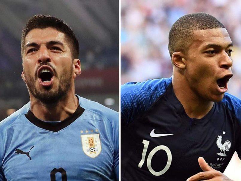 Preview of France vs Uruguay quarterfinal match