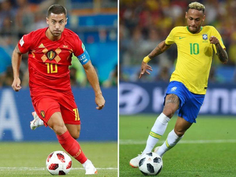 Preview of Brazil vs Belgium quarterfinal match
