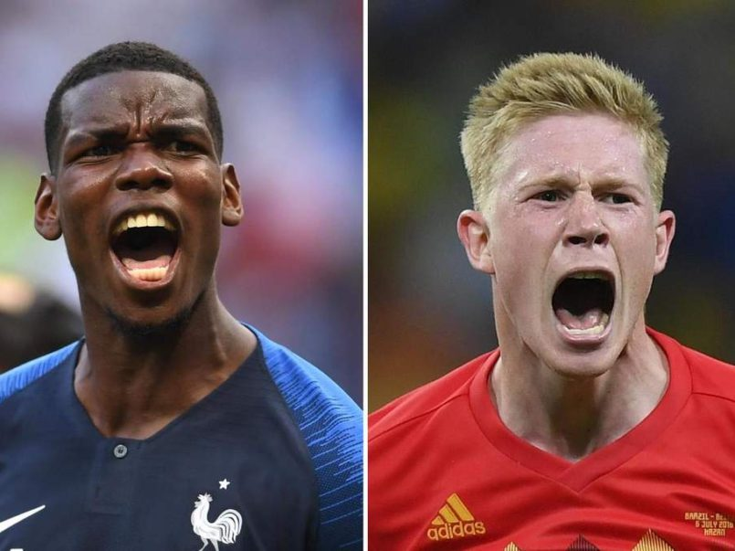 Preview of France vs Belgium semifinal match