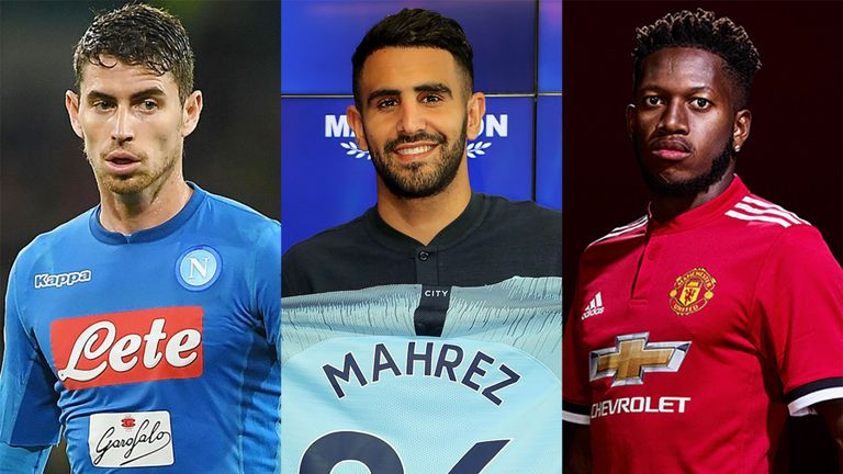 Top 10 biggest transfers of 2018-19 season