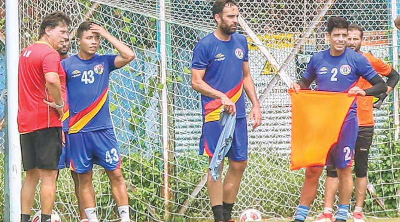 Can Quess East Bengal turn the tide and win the I-League?