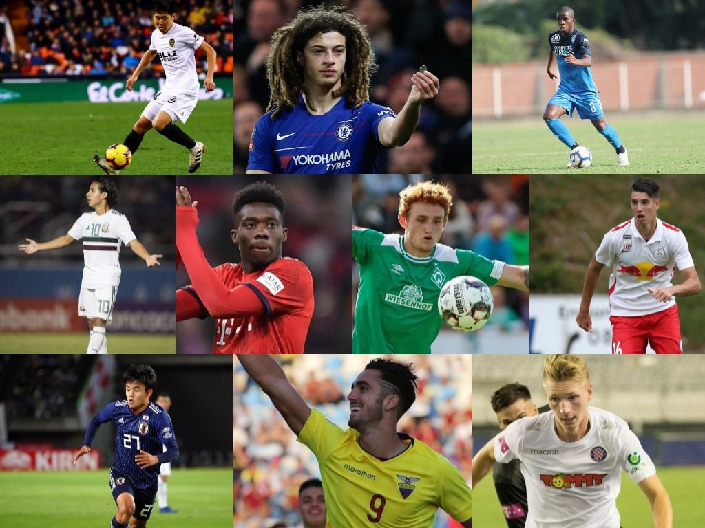 Top football prodigies who can make their nation proud