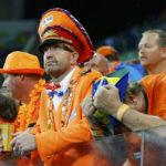'jinxed' Dutch